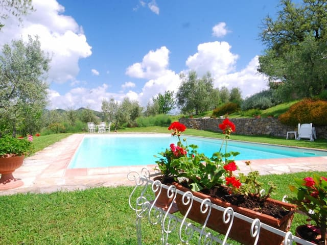 Country House in Gaiole in Chianti ID 3471
