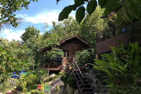 Comfy HomeStay with Campsite in Secluded Samui 2 - Ko Samui - Hotel ekologiczny