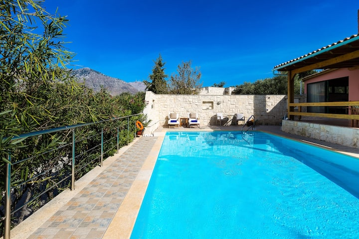 Artemis Villa, a tranquil retreat!