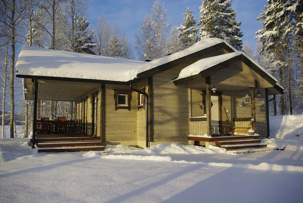 A suitable cottage for year-round living
