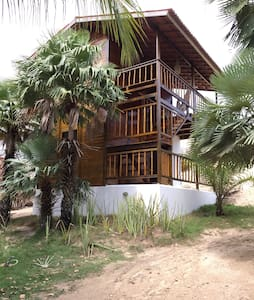 Bougainville Chalé ( Tatajuba) - Tatajuba