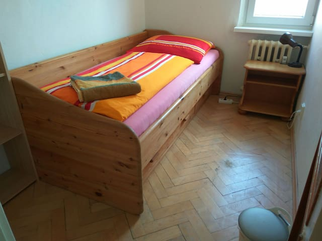 Bedroom made by communist architects,number 3