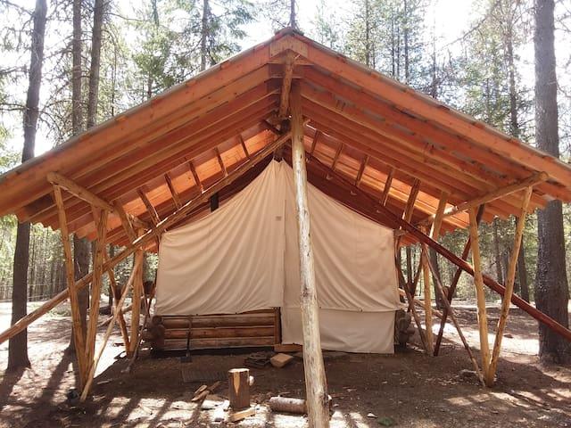 Glamping Tent - West