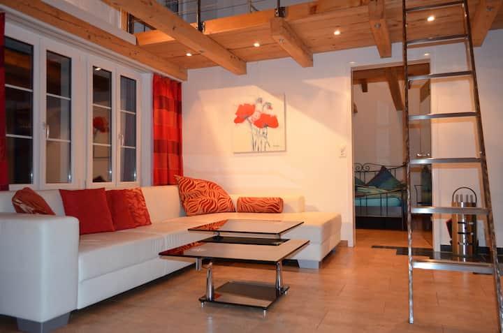 3 Zimmer Ferien-Wohnung mit wunderbarer Aussicht