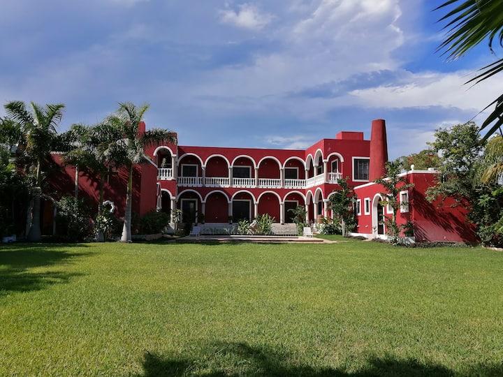 Hacienda San Juan Bautista, Mérida Yucatán