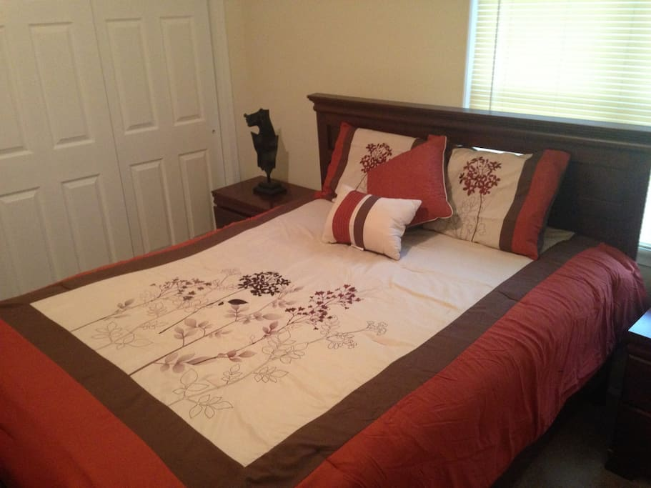 Relax on Our Queen Size Bed