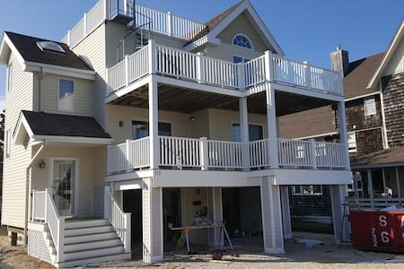 Beach Haven 1 short block from Ocean! - Beach Haven - Casa