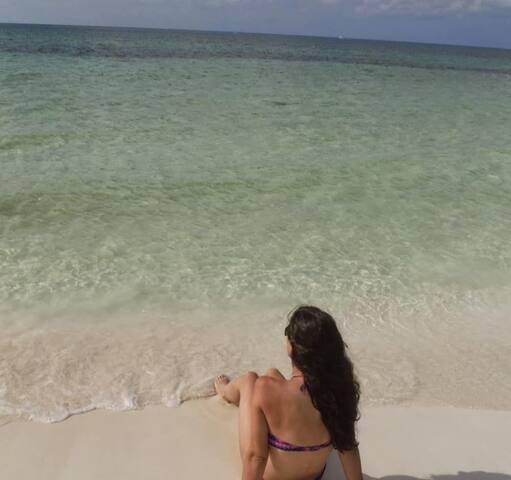 A pasos de Playa Cavancha