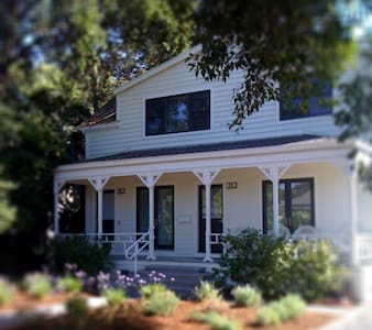 Auberge Sonoma North Suite @ Historic Plaza - Sonoma - Appartement