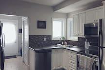 Kitchen (shared space)