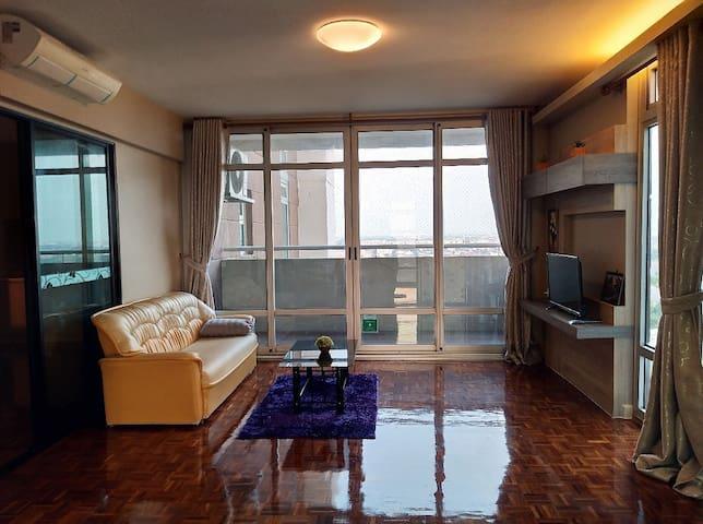 21c New Luxury 3Bedroom next to Impactเมืองทองธานี