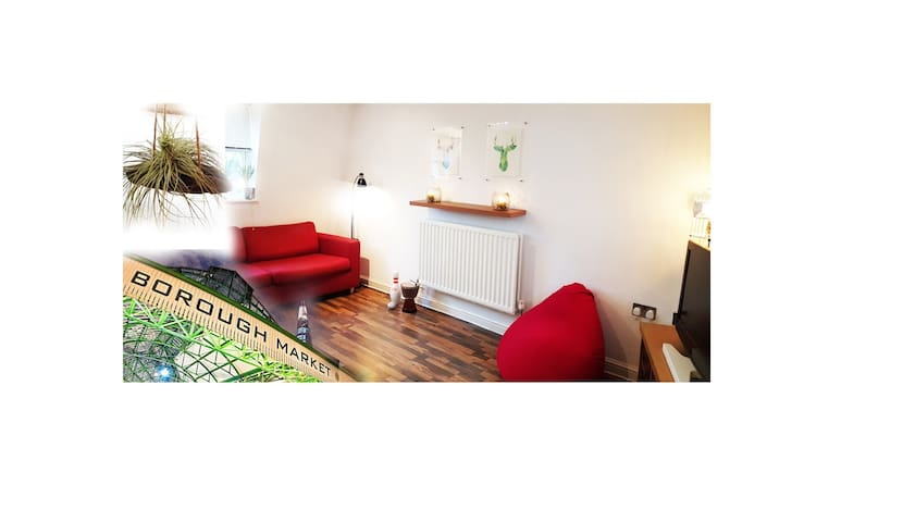 Bright Cozy 2 fl  Flat  in Central London