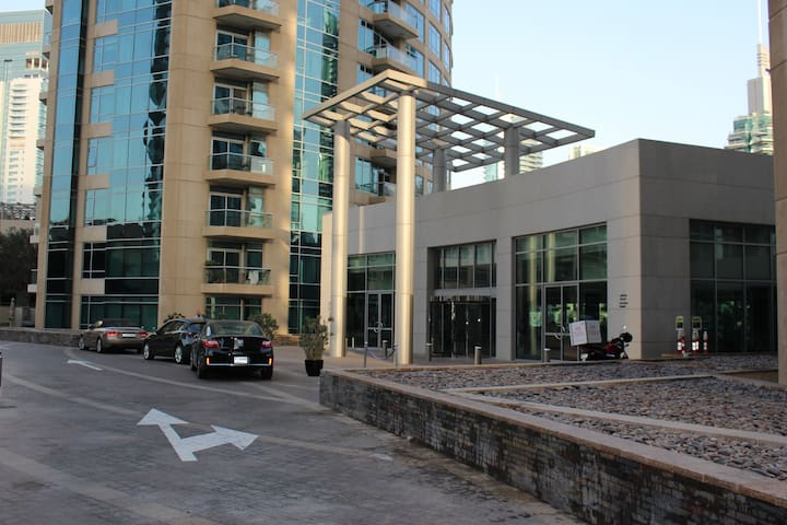 Luxurious   flat with Sea and Marina view - Dubai - Wohnung