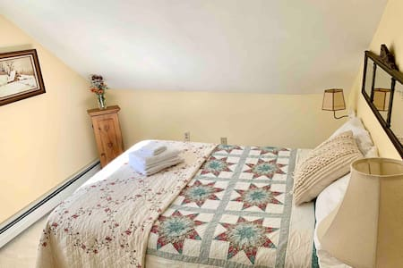 Beachside Cottage-5 min to Portland (Double)