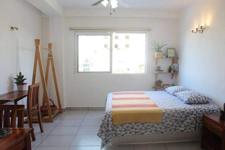Pretty Loft in DT Cancun, GREAT LOCATION!