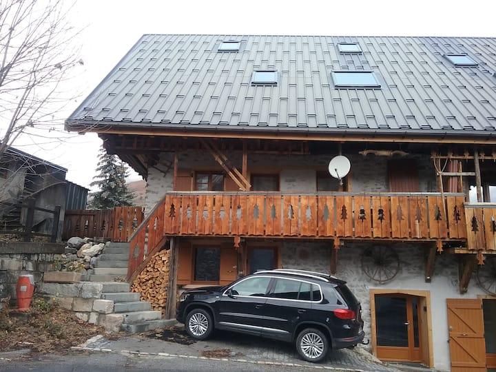 Grande maison de 180 m2 saint jean d arves, Savoie