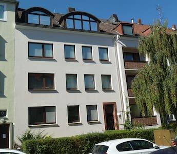 Citynah und ruhig wohnen, Maschsee, Aegi, Messe - Hannover - Wohnung