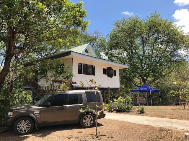 Casa Rural en Bosque Tropical Seco - Diriá - House