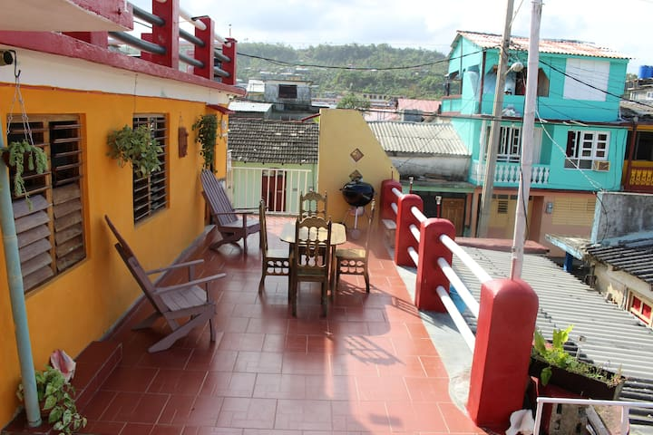 Casa Polimita - Baracoa - Bed & Breakfast