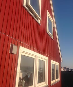 Feel home in Nuuk, enjoy the view - Nuuk