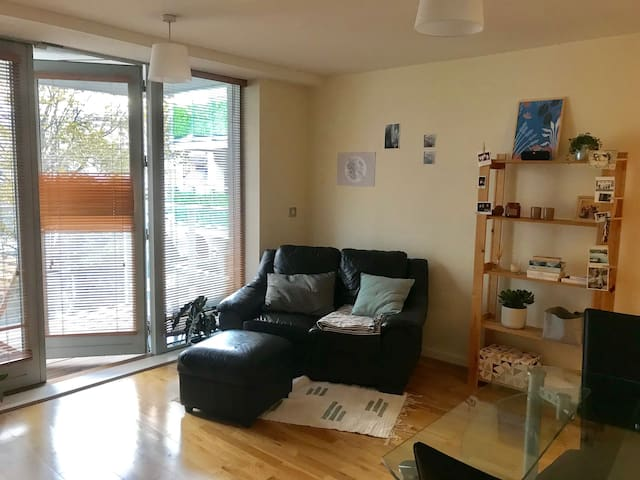 Cosy 1-bdr apt close to central Dublin and seaside