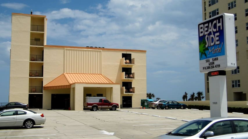 Beachside Motel Daytona Beach Shores - Daytona Beach Shores - Apartament