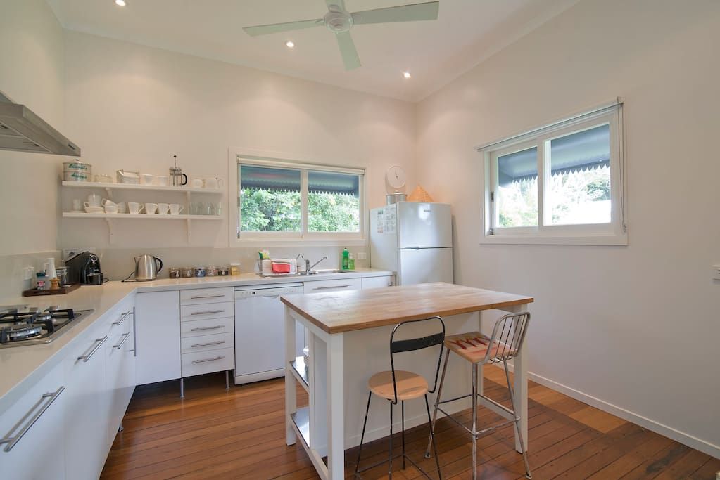 Great Kitchen, with all you need...