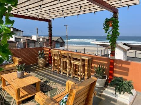 Casa de Brisa  (Beach house)  -Brand new listing-