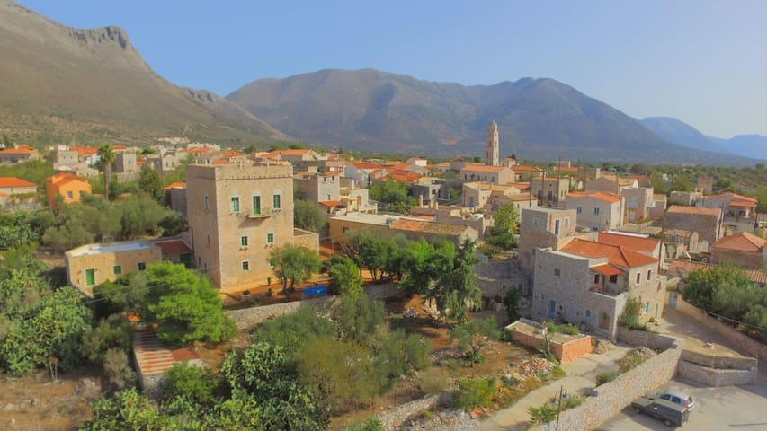 Great Villa Areopoli..