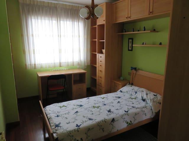 Piso céntrico y acogedor - Lugo - Apartmen