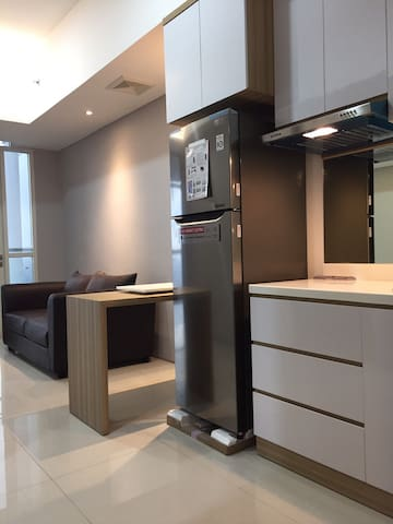 City view Apartment at Downtown