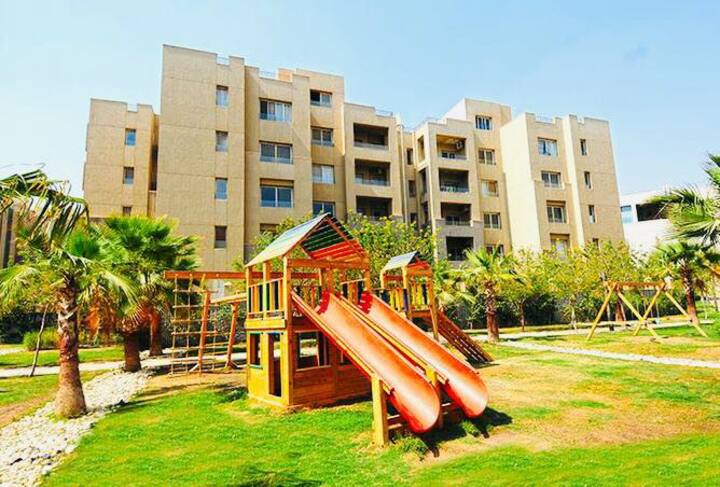 1 bd apt Serviced for rent in The Village Near AUC