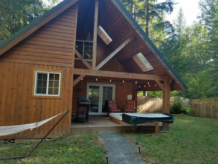 Juniper Cabin, Private Hot Tub