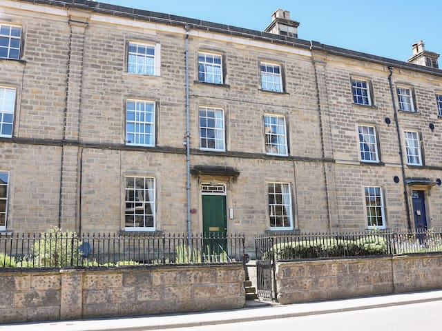 Cosy Georgian apartment in the centre of Bakewell