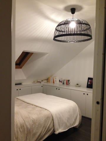 Appartement 2 pièces + parking - Chilly-Mazarin - Flat