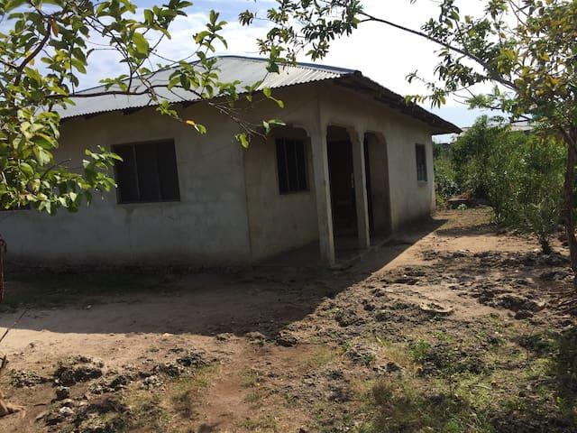 Swahili home