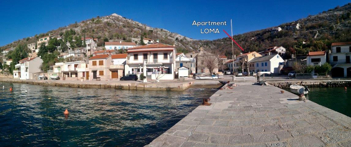 Apartment LOMA Starigrad - Starigrad - Apartament