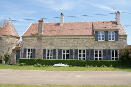 The Priory: house of charm close to Vézelay ****