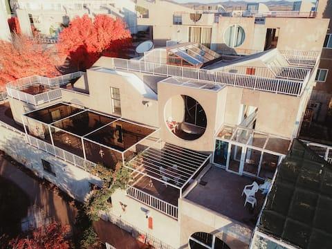 Sun Suite @ Arcosanti
