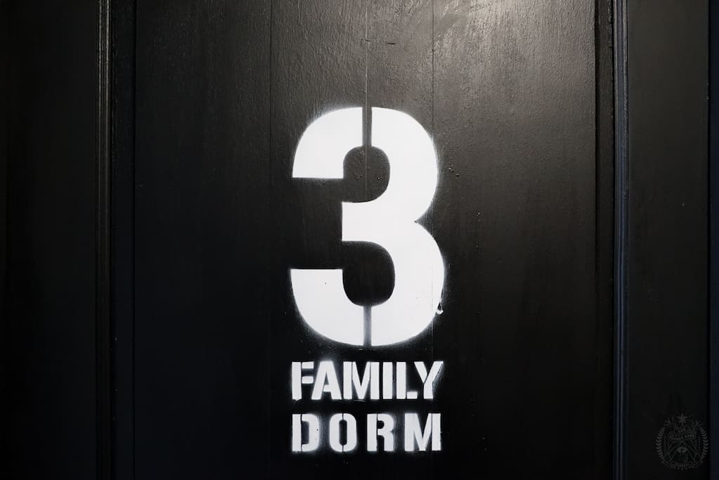 3F Family Bunk Room