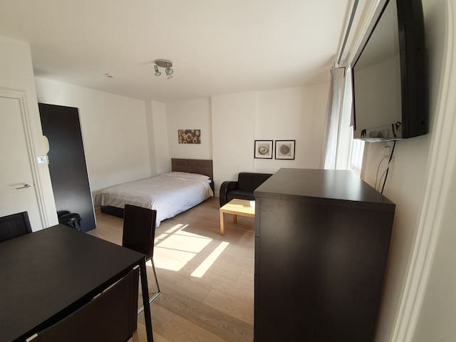 En-suite Studio Apartment South Kensington