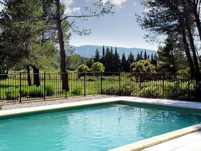 Magnificent villa with private pool - Eygalières - วิลล่า