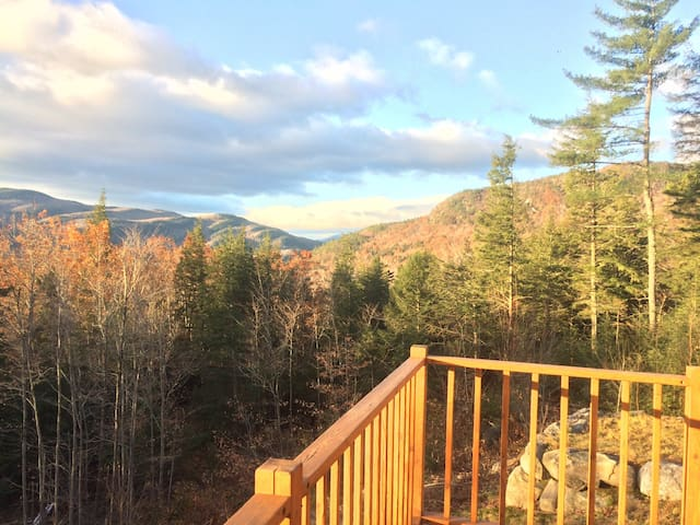 Tumbledown 180 Degree Mountain View Cabin
