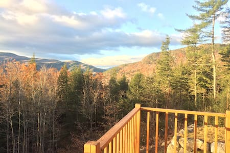 Tumbledown 180 Degree Mountain View Cabin