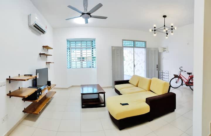 Yem's Cozy House @Bagan Ajam Butterworth