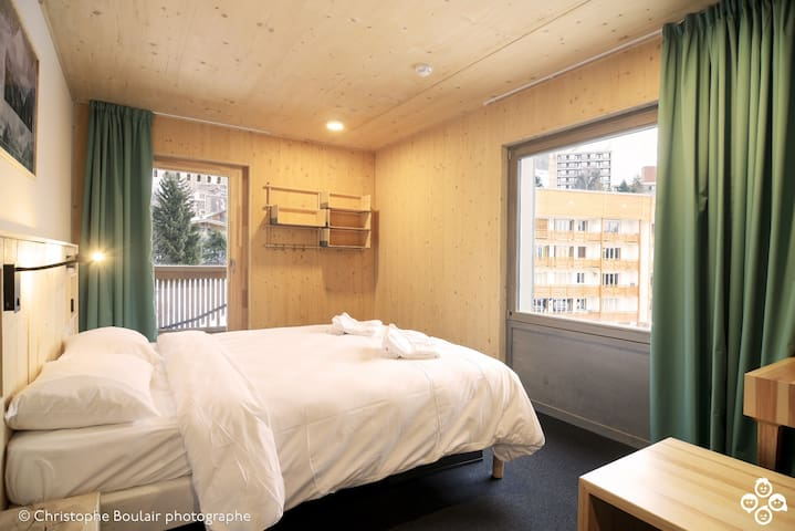Double Room - Breakfast included - Mountain View