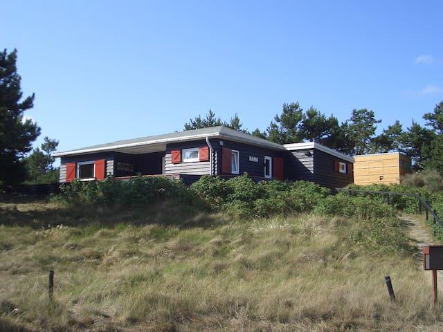 Haus HAMO auf der Insel Fanö