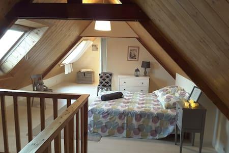 Maison tout confort 8mn de la plage - Coatréven - Huis