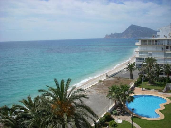Apartment in Altea by the beach