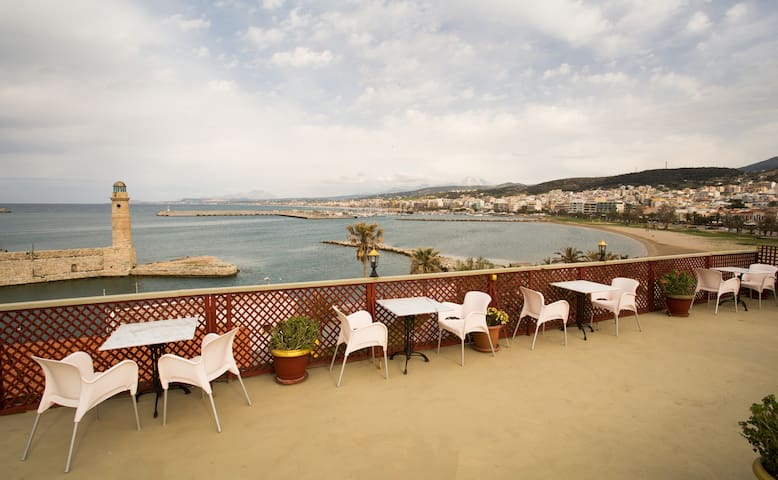 Suite with Harbour View - Rethymno - Bed & Breakfast